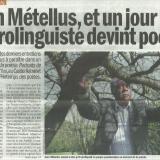 Jean Métellus L'humanité