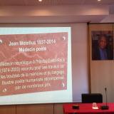 Hommage Jean Métellus - Paris 2017 - Plaque