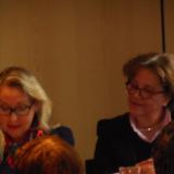 Hommage Jean Métellus Paris 2017 Docteur Véronique des Noëttes et Isabelle d'Huy