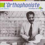 Jean Métellus L'orthophoniste