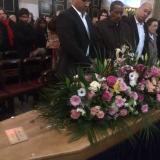 Obsèques Jean Métellus