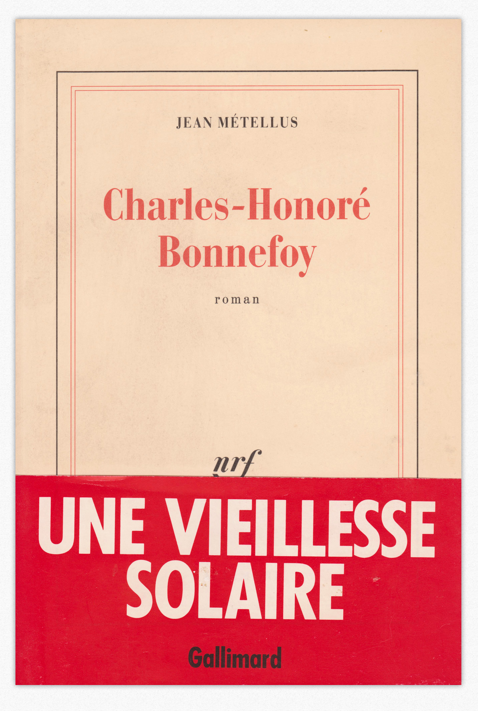 charles honor u00e9 bonnefoy